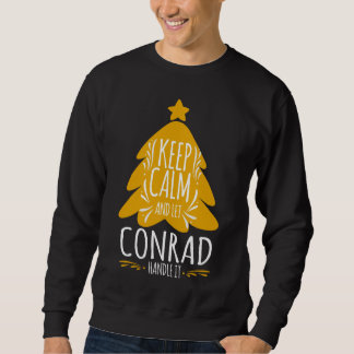 Moletom Tshirt do presente para CONRAD