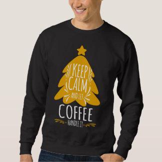 Moletom Tshirt do presente para o CAFÉ