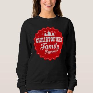 Moletom Tshirt do vintage para CHRISTOPHER