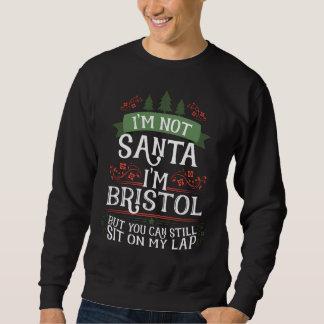 Moletom Tshirt engraçado do estilo do vintage para BRISTOL