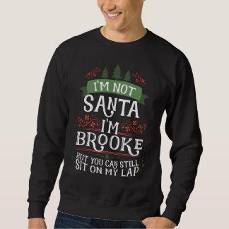 Moletom Tshirt engraçado do estilo do vintage para BROOKE