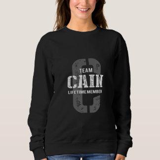 Moletom TShirt engraçado do estilo do vintage para CAIN