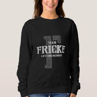 Moletom TShirt engraçado do estilo do vintage para FRICKE