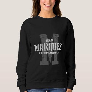 Moletom TShirt engraçado do estilo do vintage para MARQUEZ