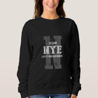 Moletom TShirt engraçado do estilo do vintage para NYE