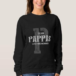 Moletom TShirt engraçado do estilo do vintage para PAPPAS