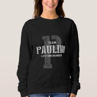 Moletom TShirt engraçado do estilo do vintage para PAULINO