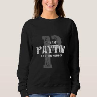 Moletom TShirt engraçado do estilo do vintage para PAYTON