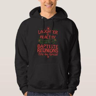 Moletom Tshirt engraçado do vintage para BAPTISTE
