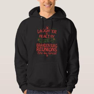 Moletom Tshirt engraçado do vintage para BRANDEMBURGO