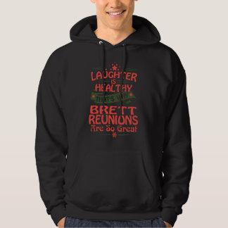 Moletom Tshirt engraçado do vintage para BRETT