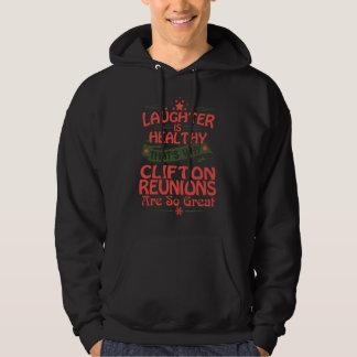 Moletom Tshirt engraçado do vintage para CLIFTON