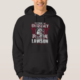 Moletom TShirt engraçado do vintage para LAWSON
