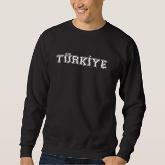 Moletom Türkiye