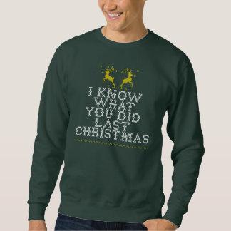 Moletom Últimas camisolas feias do Natal