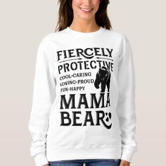 Moletom urso do mama