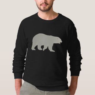 Moletom Urso polar