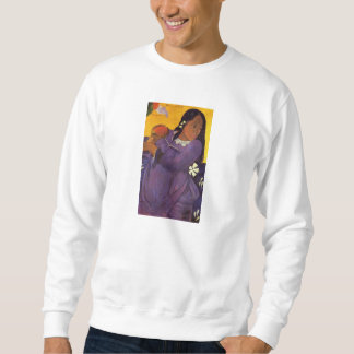 "Moletom ""Vahine nenhuma camisola de Te Vi"" - Paul Gauguin"
