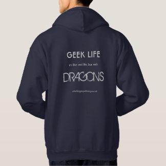 Moletom Vida do geek - Kelvin o dragão