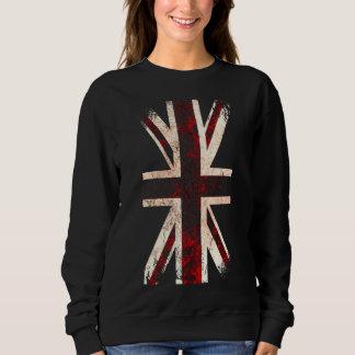 Moletom Vintage Reino Unido