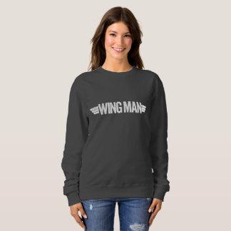 "Moletom ""Wingman """