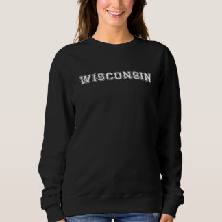Moletom Wisconsin