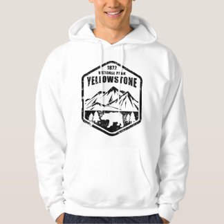 Moletom Yellowstone