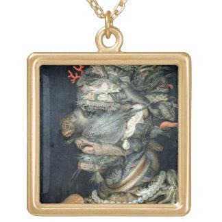 Molhe, (óleo em canvas), Arcimboldo, Giuseppe Colares Personalizados