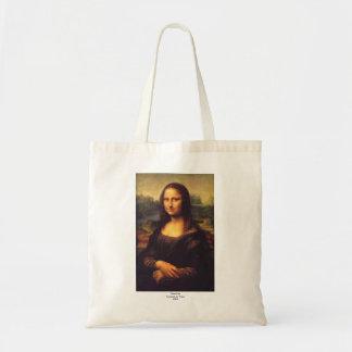 Mona bonita Lisa Sacola Tote Budget