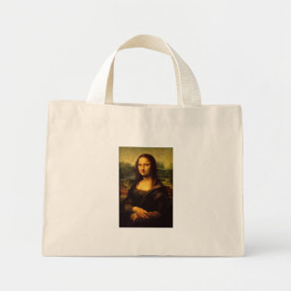 Mona Lisa Bolsa Tote Mini