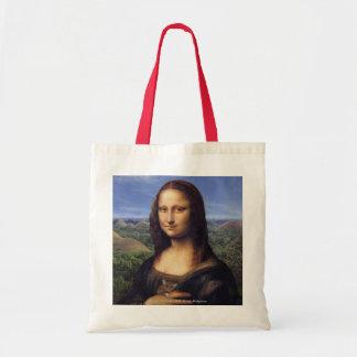 Mona Lisa de Bohol Bolsas Para Compras