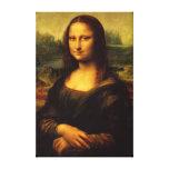 Mona Lisa esticou o impressão das canvas Impressão De Canvas Esticada