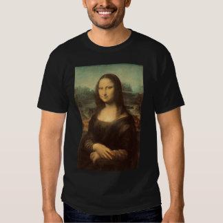 Mona Lisa por Leonardo da Vinci Tshirt