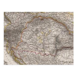 Monarquia Austro-Húngara Cartão Postal