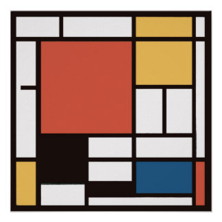 Mondrian 2 pôster