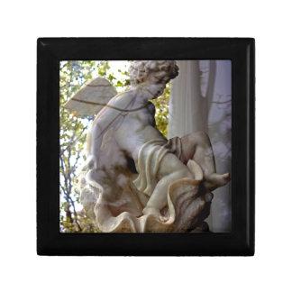 Monet Ange Dans La Fenetre giftbox Jewelry Box