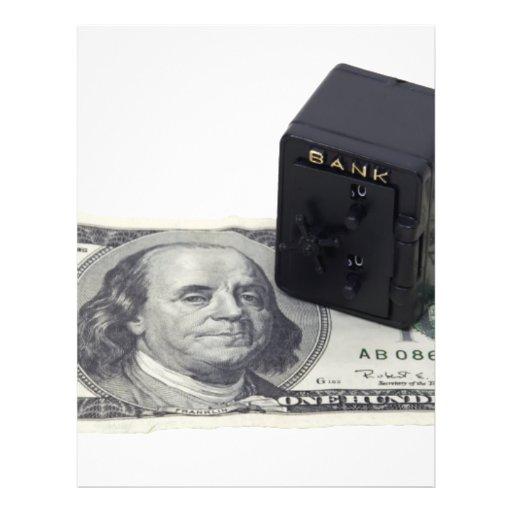 MoneyBankVault070109 Panfletos Personalizado