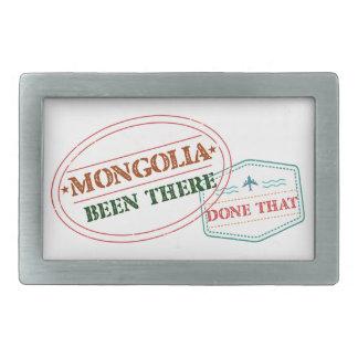 Mongolia feito lá isso