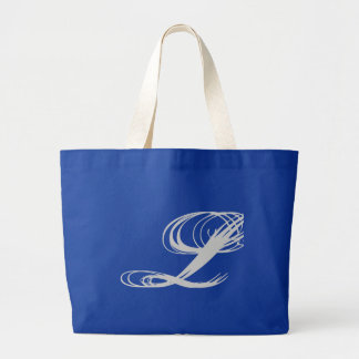 Monograma elaborado L bolsa