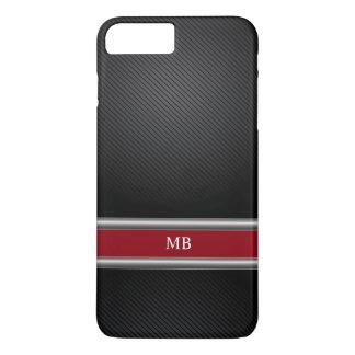 Monograma executivo profissional capa iPhone 8 plus/7 plus