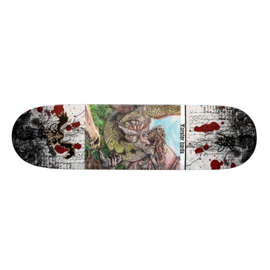 monster bords batlle shape de skate 18,1cm