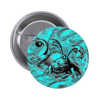 Monstro de mar ártico botons