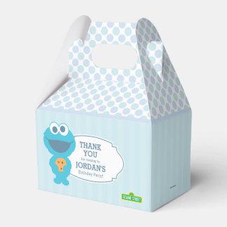 Monstro do biscoito do bebê do Sesame Street | Lembrancinhas Para Casamento