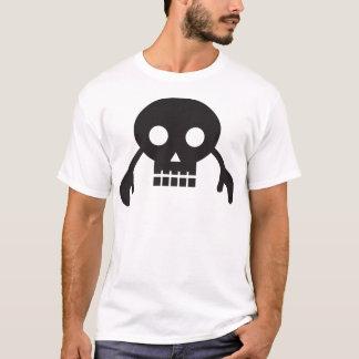 monstro do crânio camiseta