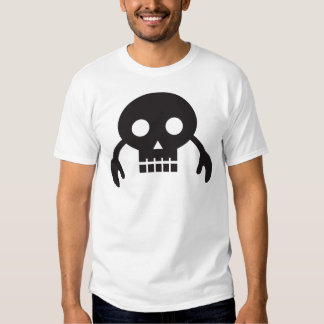 monstro do crânio t-shirts