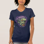 Monstro do zombi (choque) t-shirt