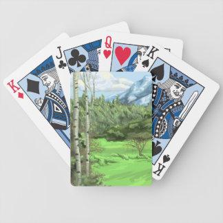 Montagem Adjo Baralhos Para Poker