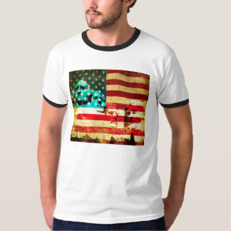 montagem camiseta
