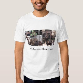 Montagem de FTPE Camiseta