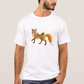 Montagem do Fox Camiseta